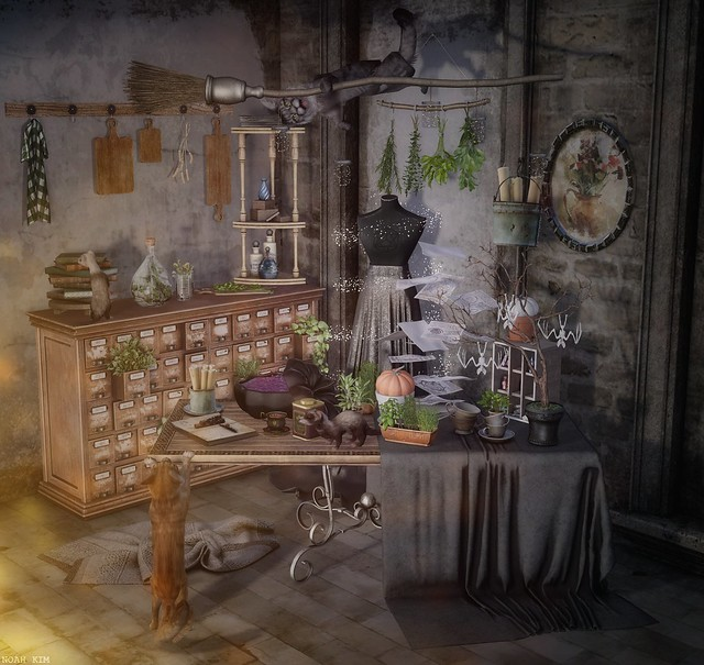 🌿 Witches Kitchen