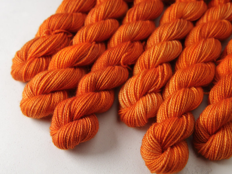 Yarn Advent Calendar day 21: Fall