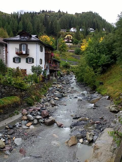 A Wet Afternoon in Bergun