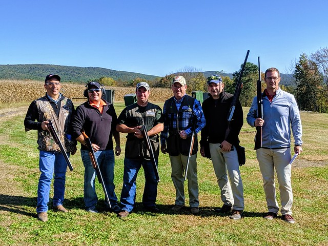 NEPA's 5th Annual Sporting Clay & Trap Shoot
