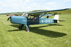 G-BVGT Auster J1A Popham 080614