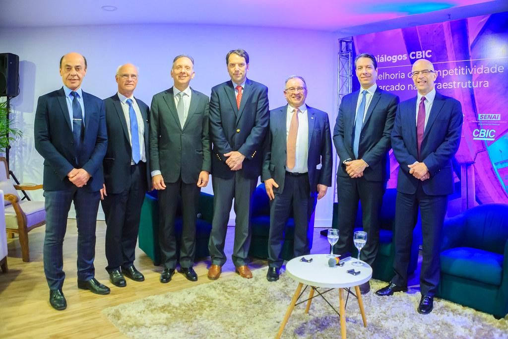 Diálogos CBIC - Melhoria da Competitividade e Ampliação de Mercado na Infraestrutura