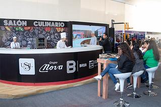 La USIL, impulsora de la educación y el emprendimiento en el país, participó en la décima edición de la Feria Expoalimentaria 2019, exposición de la industria de alimentos y bebidas más importante de Latinoamérica, la cual se llevó a cabo en el Centro de Exposiciones Jockey.