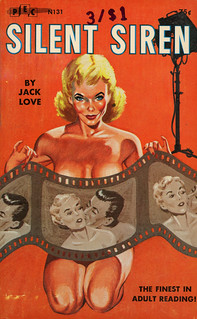 PEC Books N131 - Jack Love - Silent Siren
