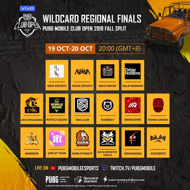 Wildcard Regional Finals Banner