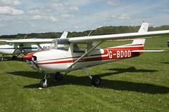 G-BDOD Reims-Cessna F150M [1266] Popham 080614