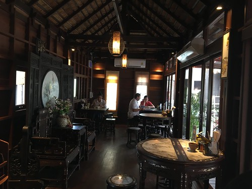 サムイ島 美味しいエビワンタンを食べよう!