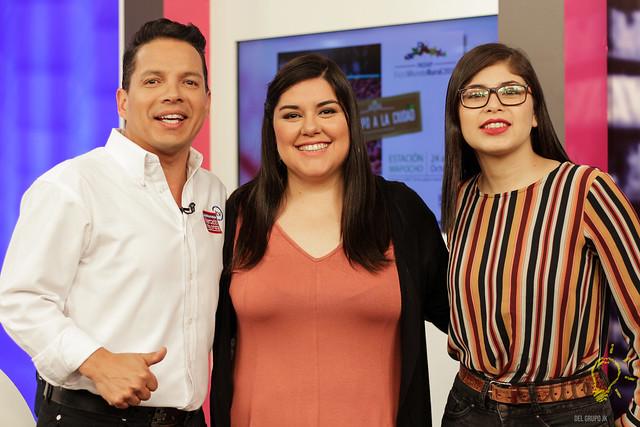 Entrevista en Mercado Mayorista TV