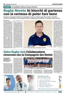 Gazzetta di Parma 16.10.19 - pag 50