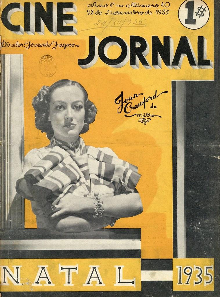 Capa de revista antiga | old magazine cover | Christmas edition | 1935