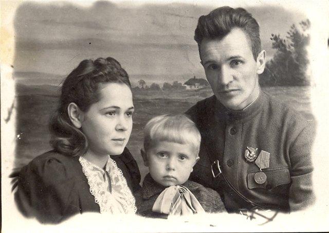 Семья Колобановых