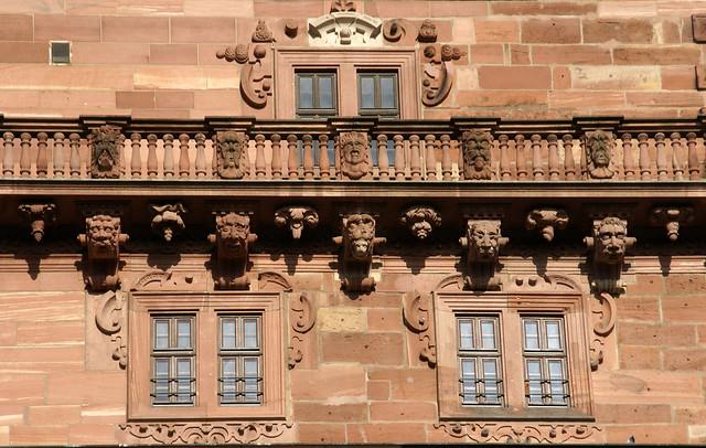 Aschaffenburg, Schloss Johannisburg  (Johannisburg Palace)