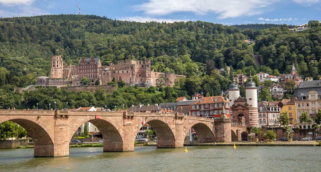 Bezienswaardigheden Heidelberg | Mooistestedentrips.nl