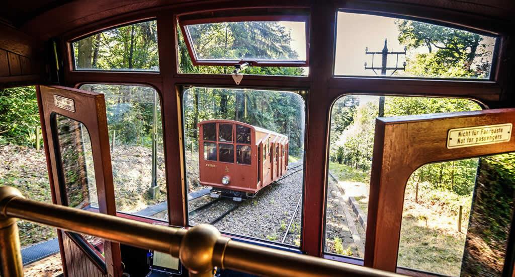 De kabelbaan van Heidelberg | Mooistestedentrips.nl