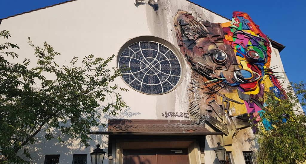 Street art in Heidelberg | Mooistestedentrips.nl