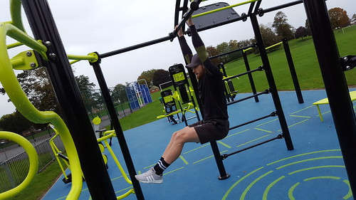 Outdoor Gym Coley Park