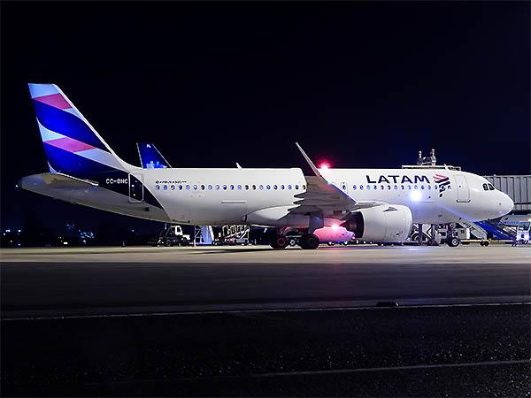 LATAM A320neo BSB (Gabriel Melo-LATAM)