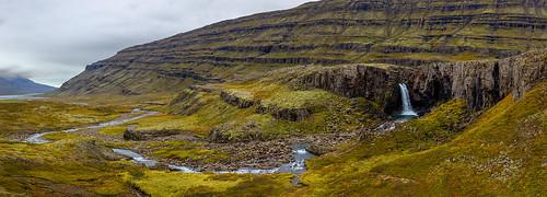 Up the pass from Breiðdalsvík - Iceland