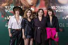 dt., 15/10/2019 - 18:53 - Barcelona 15.10.2019 L'Alcaldessa assisteix a l'estrena de la nova sèrie de Leticia Dolera, Vida Perfecta.