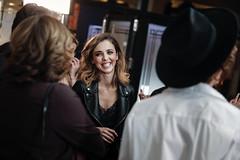 dt., 15/10/2019 - 18:51 - Barcelona 15.10.2019 L'Alcaldessa assisteix a l'estrena de la nova sèrie de Leticia Dolera, Vida Perfecta.