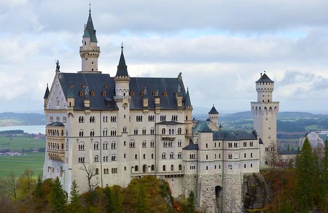 Schwangau - Schloss Neuschwanstein