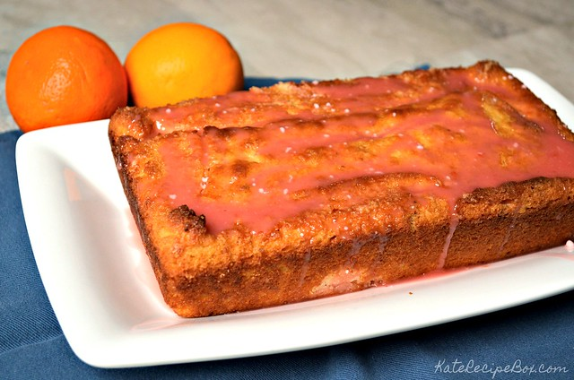 Passion Fruit Pound Cake 1