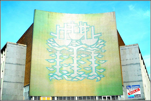 The Three Ships Mural in Hull ...