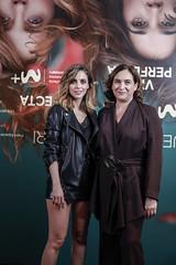 dt., 15/10/2019 - 19:28 - Barcelona 15.10.2019 L'Alcaldessa assisteix a l'estrena de la nova sèrie de Leticia Dolera, Vida Perfecta.