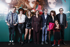 dt., 15/10/2019 - 18:52 - Barcelona 15.10.2019 L'Alcaldessa assisteix a l'estrena de la nova sèrie de Leticia Dolera, Vida Perfecta.