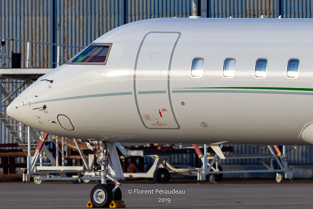 EC-LTF TAG Aviation España Bombardier BD-700-1A10 Global 6000