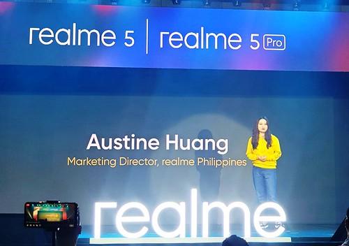 RealMe Austine Huang