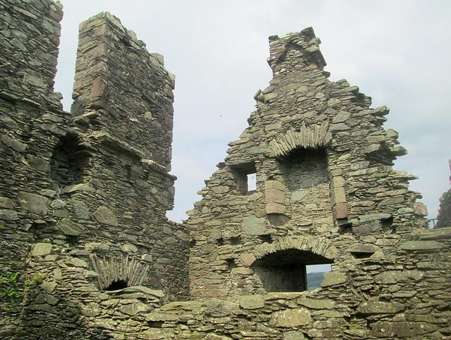Cardoness Castle Ruins