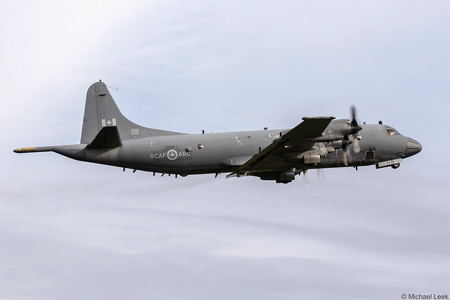 Royal Canadian Air Force (RCAF/ARC) Lockeed CP-140 Aurora MPA, 140118; 405 Squadron, Gransden Lodge Airfield, Canada