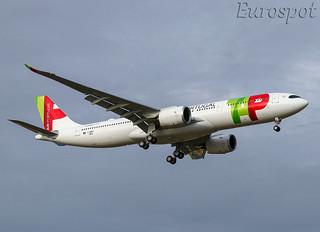 F-WWCG Airbus A330 Neo Air Portugal