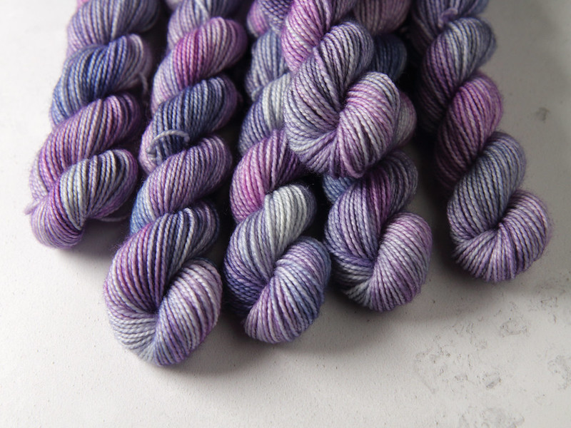 Yarn Advent Calendar day 17: Twilight Smog