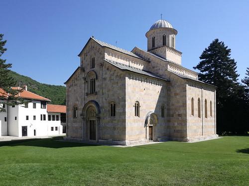 kosovo deçan klostervisokidecani