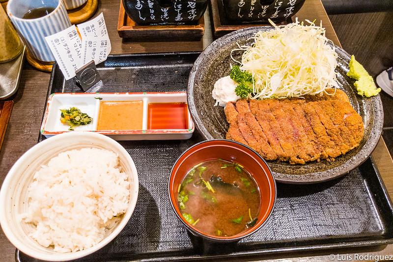 Set de Gyukatsu Ichi Ni San