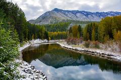 Lake McDonald Creek, Glacier National Park