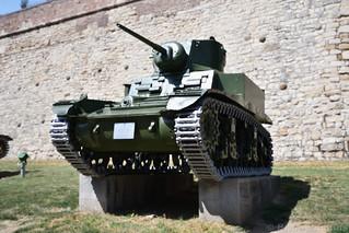 M3A1 Light Tank (Stuart Mk III)