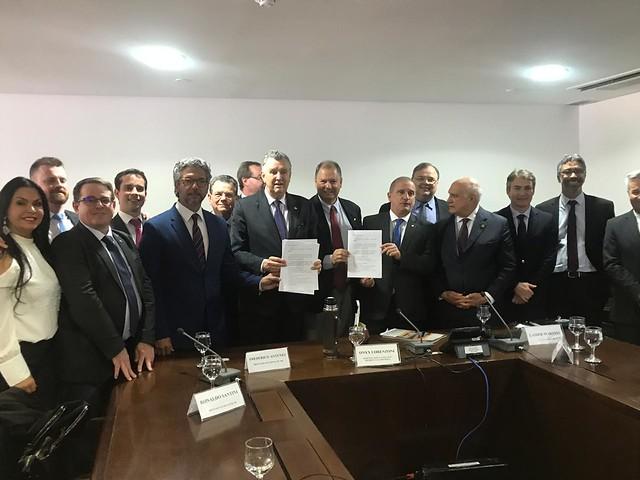 16/10/2019 Audiência Casa Civil, Bancada Gaúcha e Entidades - Reforma Tributária