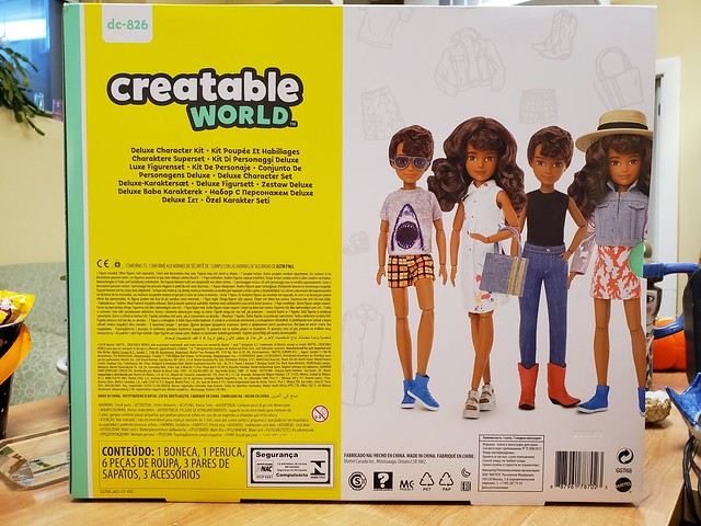 Creatable World dc-826