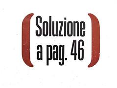Soluzione a pag. 46