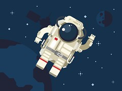 Astronaut_in_outer_space_concept_vector_Wall_Mural_Wallpaper_a_f9153196-1b05-4657-8482-b52634bfd8d6