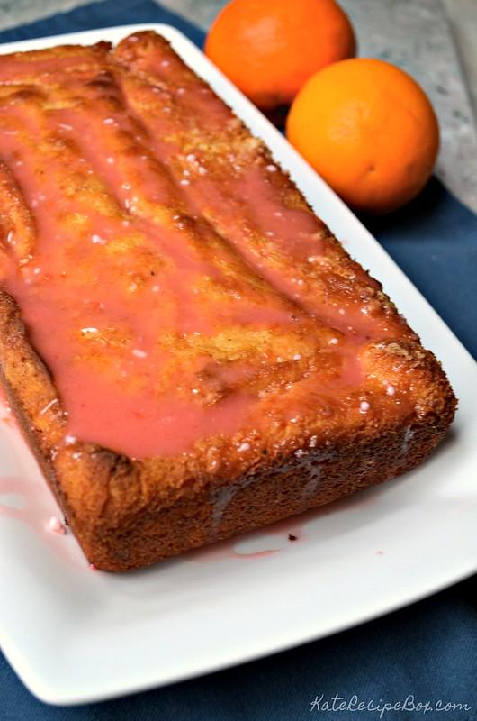 Passion Fruit Pound Cake 2