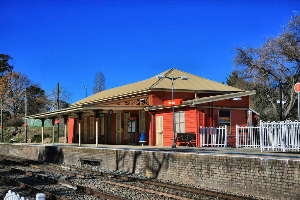 Marulan Station (1 of 2)