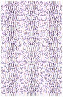 Djinn Crease Pattern