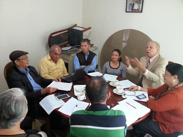 Costa Rica-2015-01-24-Second Meeting