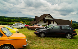 Old cars .....