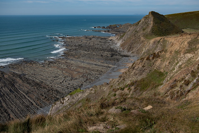 Hartland Peninsula Devon.