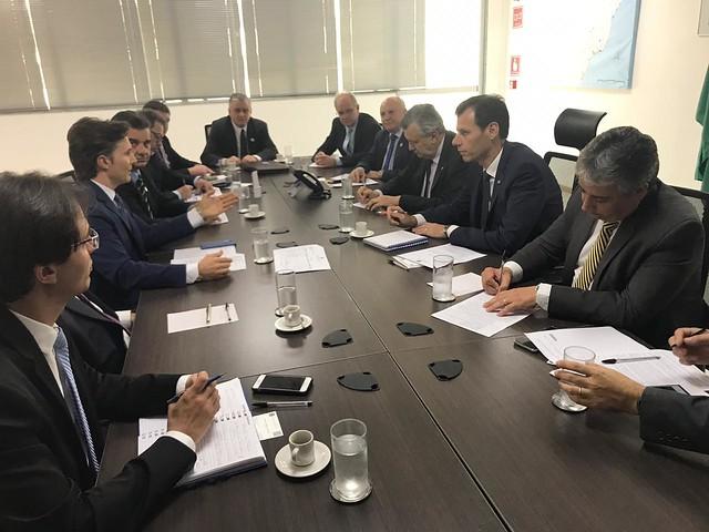 16/10/2019 Audiência Secretaria Nacional de Aviação Civil - Aeroporto Vila Oliva